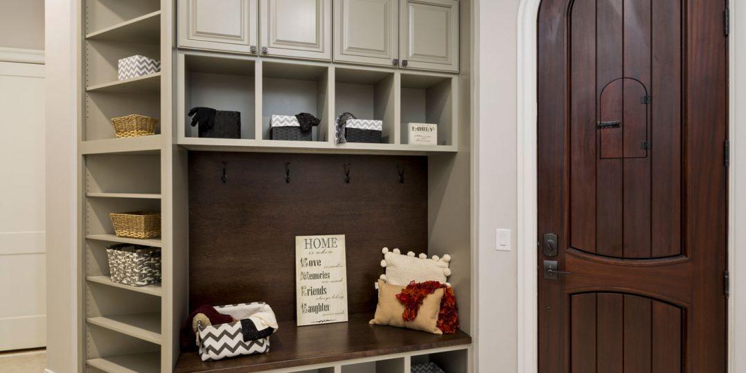Custom Mudroom Cabinetry