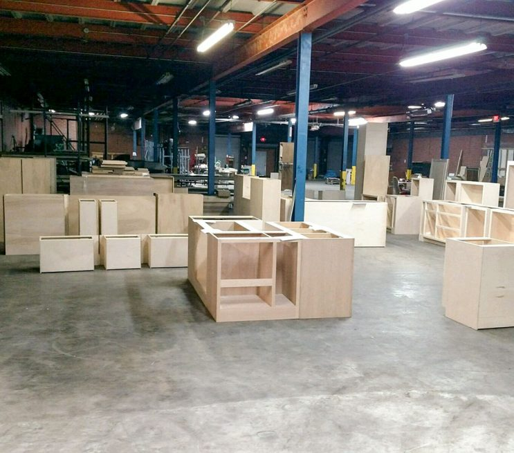 Production Warehouse