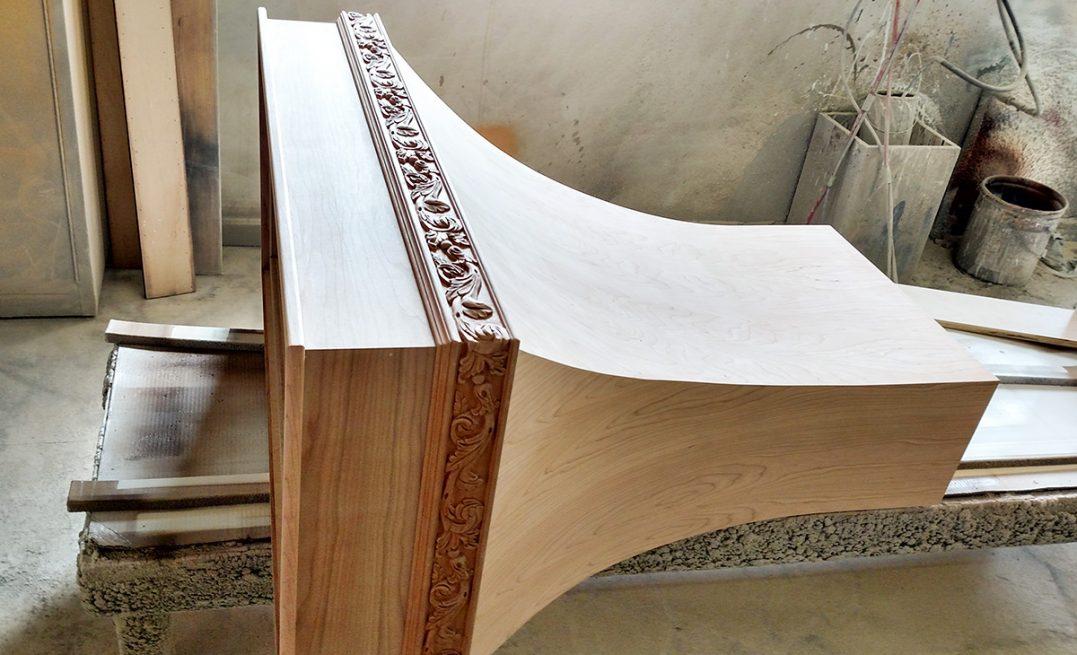 Wood Detailing