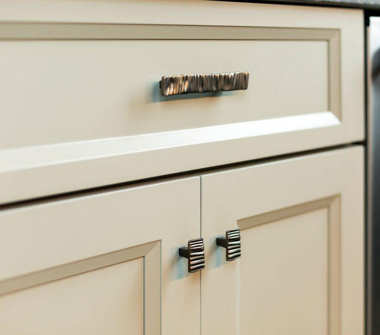 Cabinet Hardware Detailing